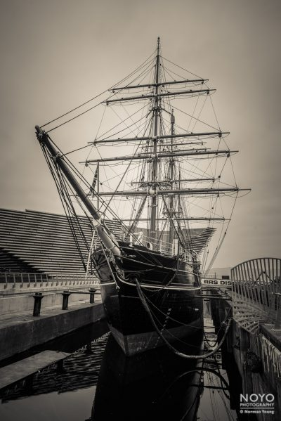 noyo photo of Dundee ship Discovery