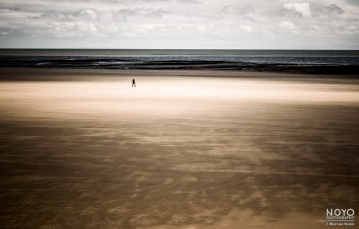 Photograph of Swansea Beach by Norman Young